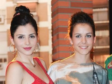 Andrea Duro y Sandra Blázquez en 'Física o Química'