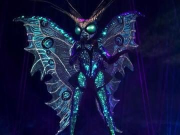 La potente voz de 'La Mariposa' descoloca a todos al ritmo de 'Bang bang' en 'The Masked Singer USA'