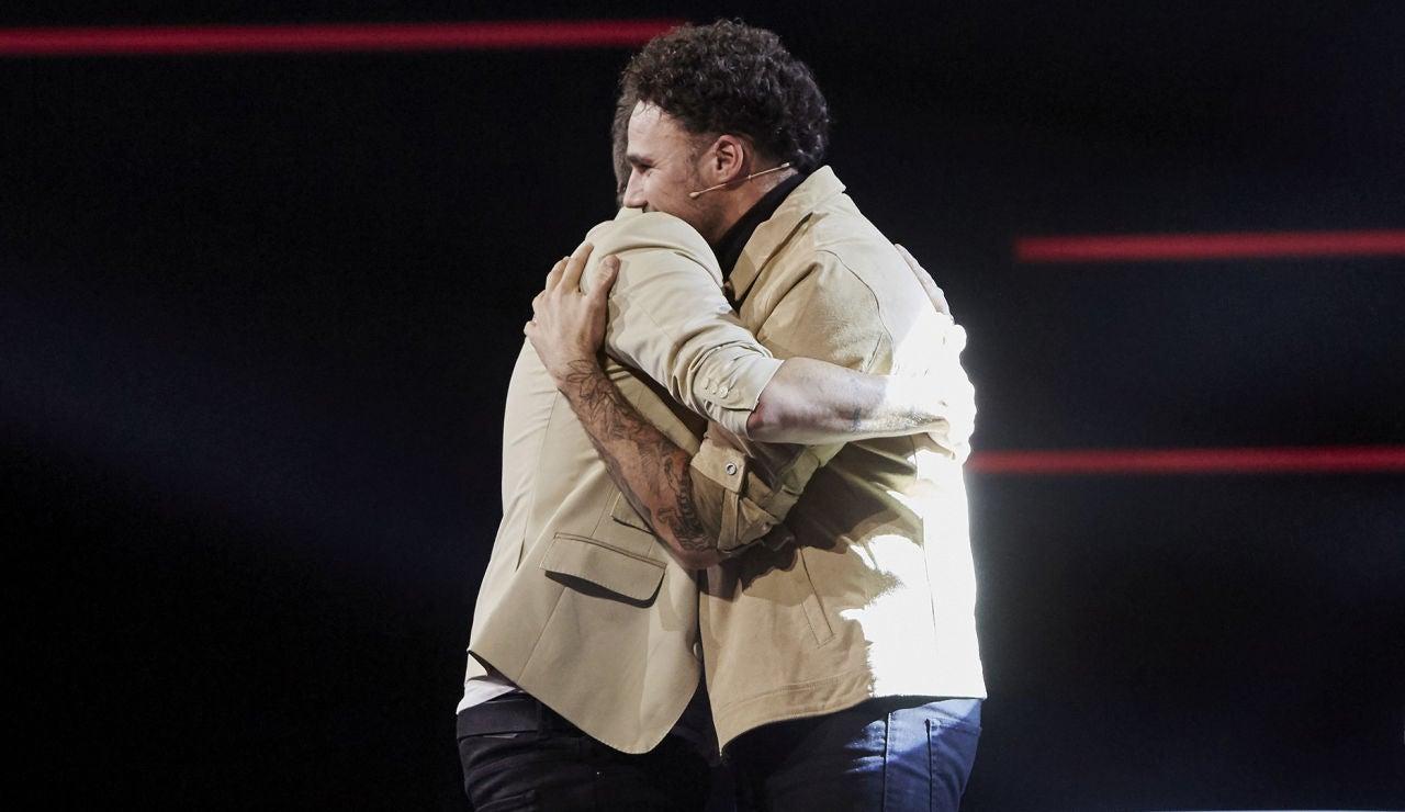 """Pablo López y Sebastián Yatra eligen a Antonio Soto en los segundos Asaltos: """"Es una suerte para 'La Voz'"""""""