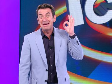 """""""Id al baño sin el móvil y dejaos sorprender"""", la gran recomendación de Arturo Valls en '¡Ahora caigo!'"""