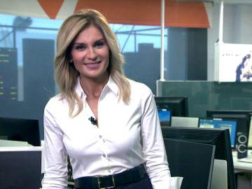 Sandra Golpe te explica cómo escuchar Antena 3 Noticias en Alexa