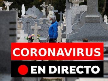 Coronavirus en directo: última hora del estado de alarma y los confinamientos perimetrales en España