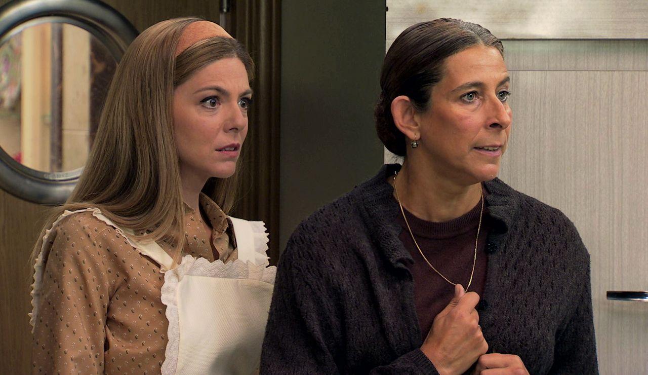 Fabián planta cara a su madre y Maica descubre toda la verdad