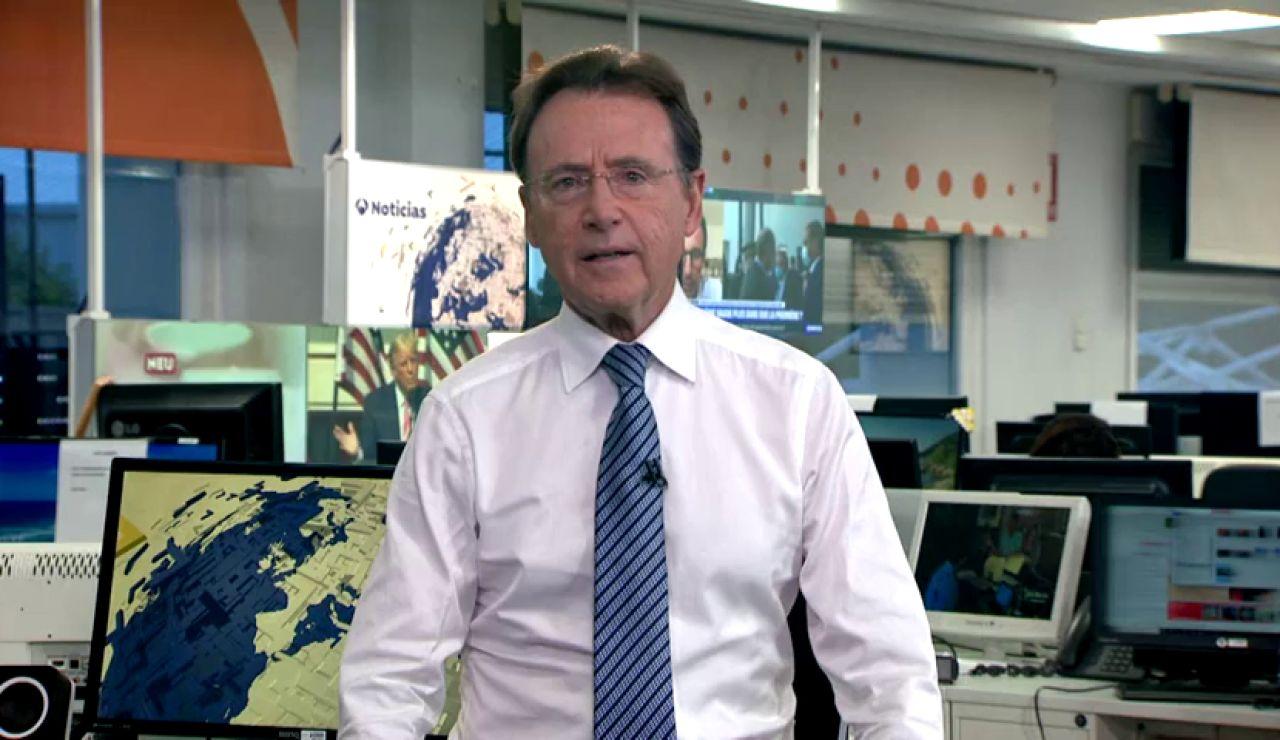 Matías Prats te explica cómo escuchar Antena 3 Noticias en Alexa