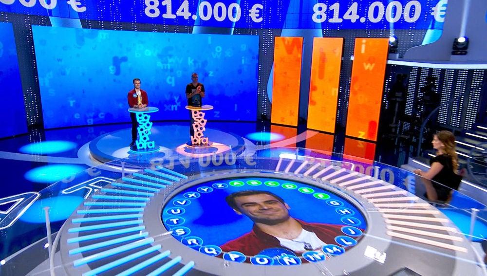 Los cuatro errores de Luis en 'El Rosco' le devuelven a Pablo la tranquilidad en la lucha por el bote: ¿conseguirá los 814.000 euros?