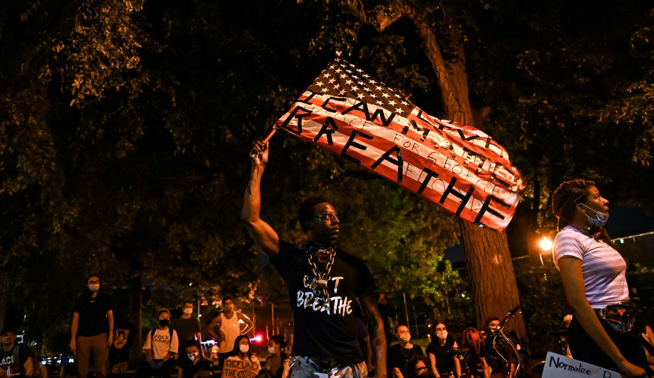 El voto negro y cómo el fenómeno George Floyd marca las elecciones de Estados Unidos