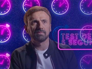 José Mota se enfrenta al test de los cinco segundos de 'Mask Singer', ¿habrá respondido a todo a tiempo?