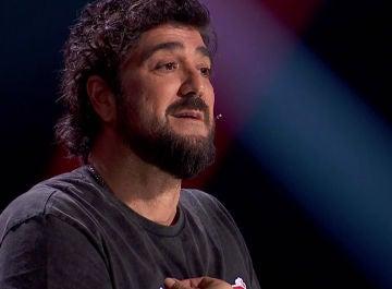 El aplaudido discurso de Antonio Orozco a los jóvenes por la influencia de las redes sociales