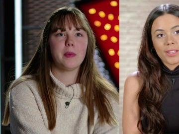 Comenzaron sus carreras en 'La Voz Kids': Así han crecido Pilar Bogado y Rocío Hernández