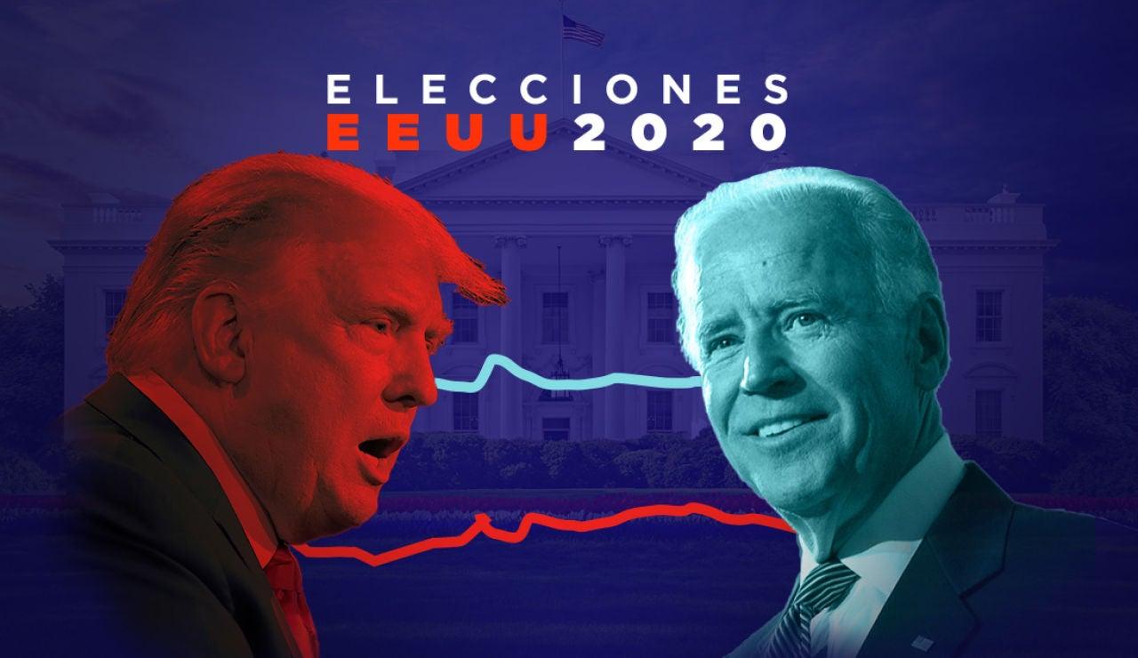 Sondeos Elecciones EEUU 2020: Las últimas encuestas antes de las elecciones presidenciales