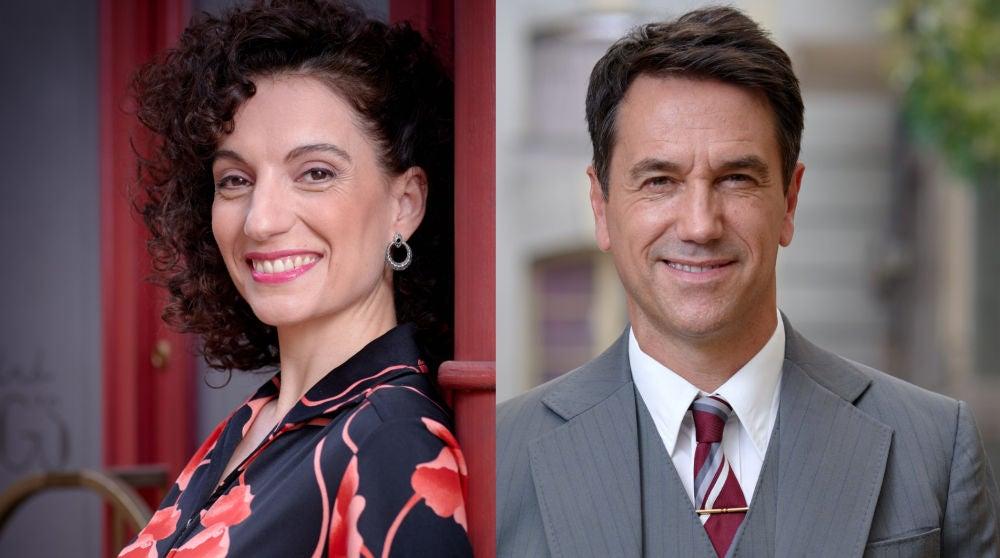 Personajes que se acercan a Estefanía y Abel: Eva Rufo y Oriol Tarrasón compartieron una trepidante trama en 'El Nudo'