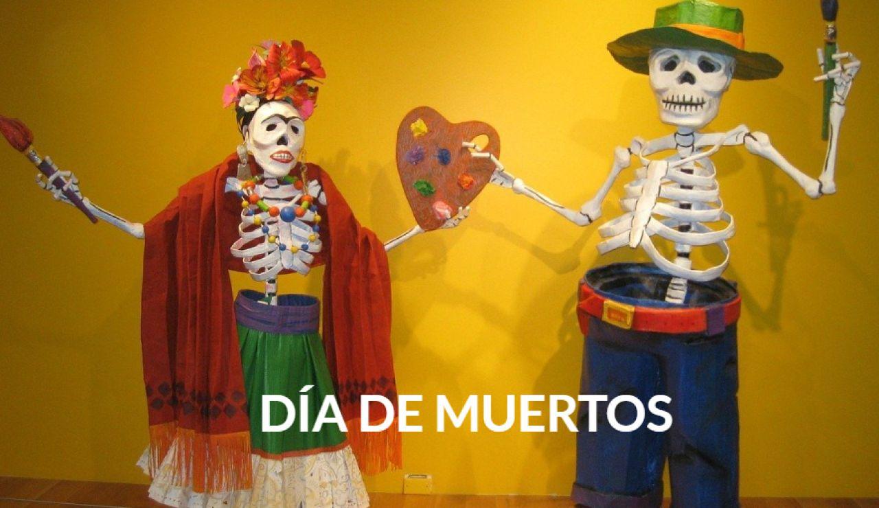 Día de Muertos en México. Todos los Santos. Halloween
