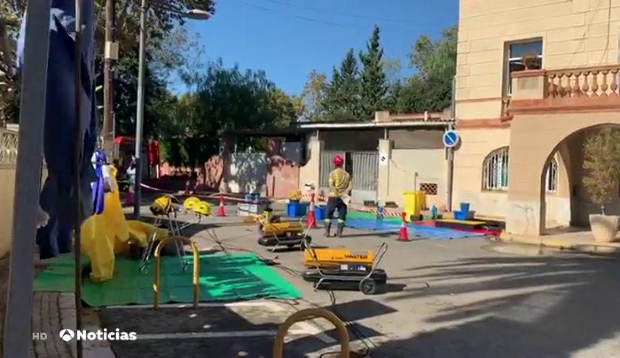 La Generalitat interviene una residencia de Tarragona por un rebrote con más de 50 positivos en coronavirus