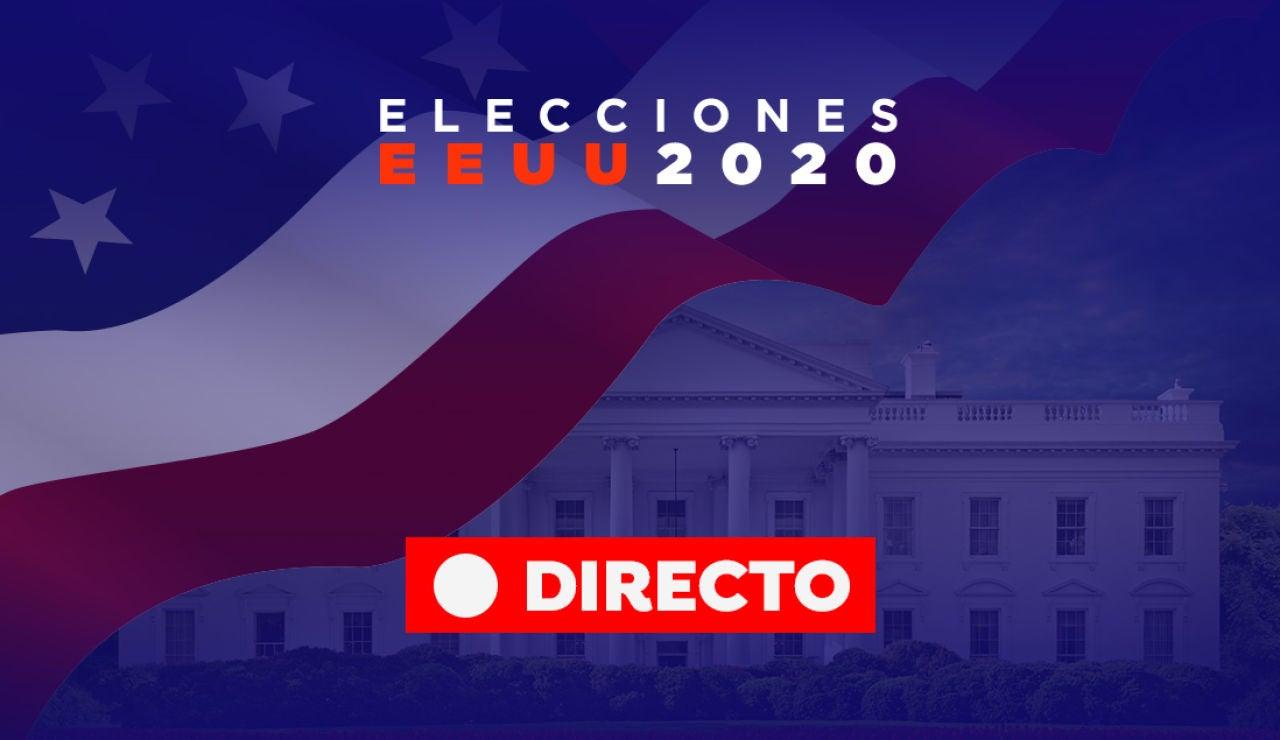 Elecciones EEUU 2020: Última hora de Donald Trump y Joe Biden en su carrera hacia la Casa Blanca