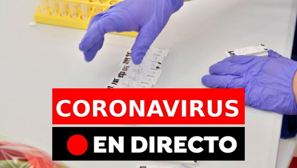 Coronavirus España: Última hora de contagios y confinamientos, en directo