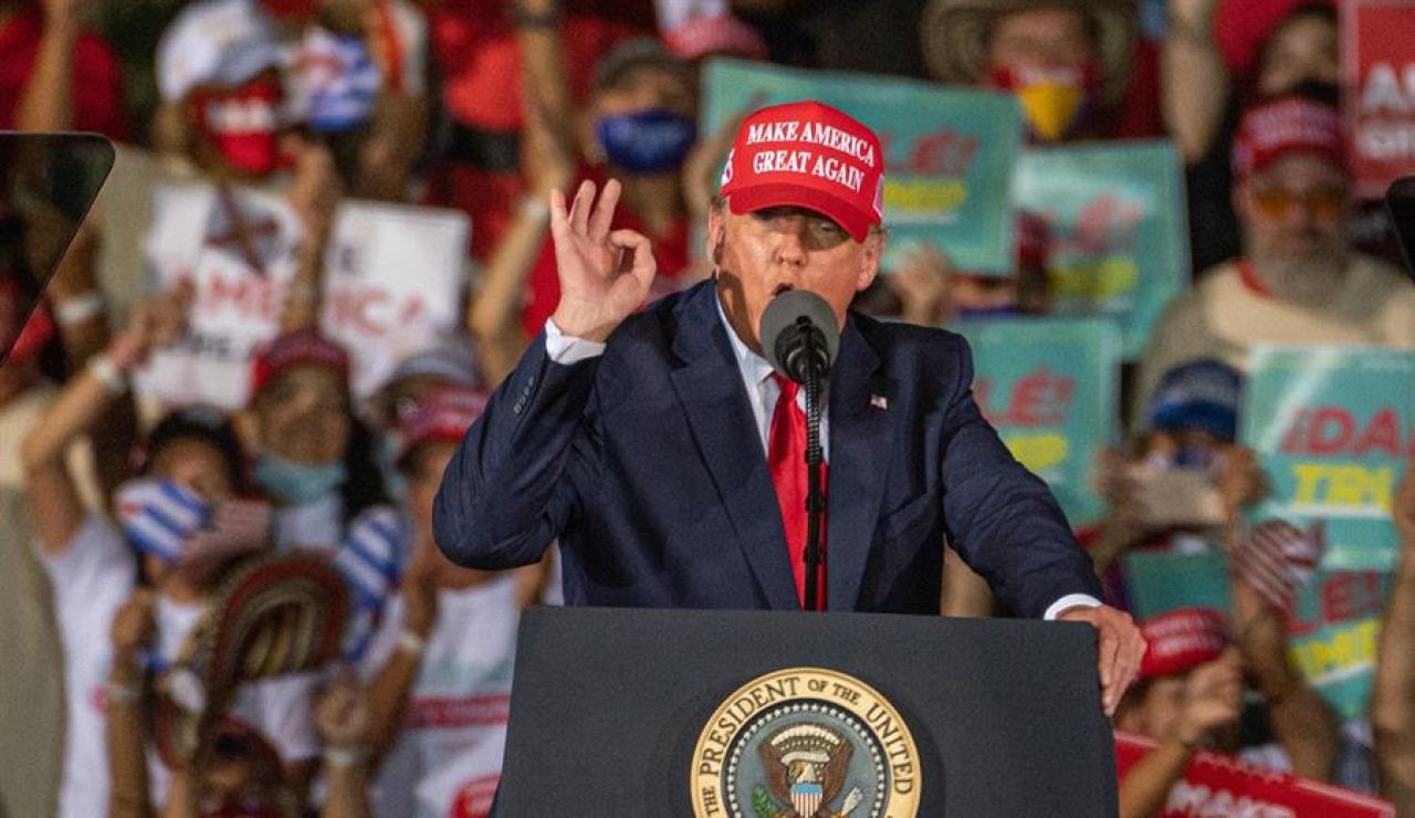 ¿Cuáles son los planes de Donald Trump si pierde las elecciones de EEUU?