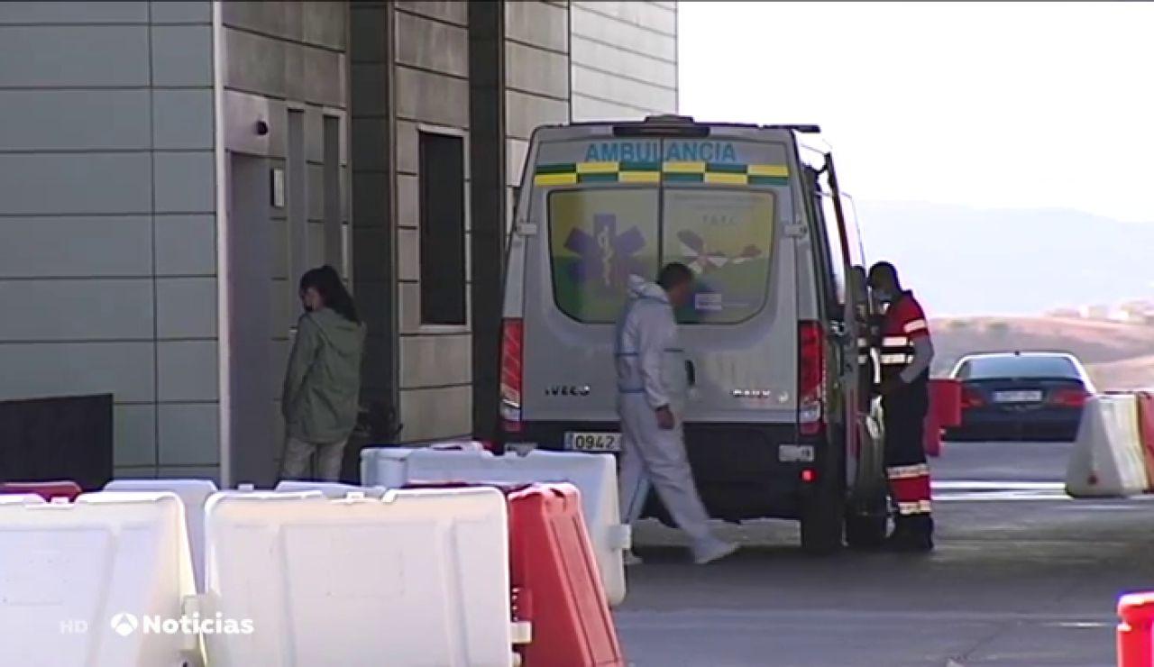 Ceuta y Melilla, los dos únicos territorios que superan los 1000 casos de coronavirus por cada 100.000 habitantes