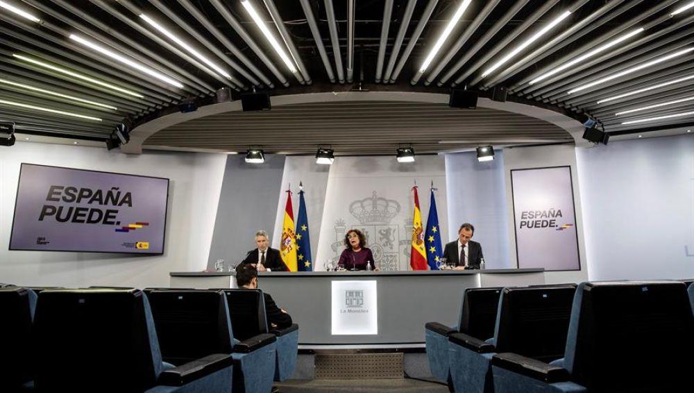 Consejo de Ministros de este martes 10 de noviembre