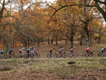 45 guardias civiles del dispositivo de la Vuelta a España dan positivo por coronavirus