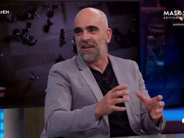 Disfruta de la entrevista completa de Luis Tosar en 'El Hormiguero 3.0'