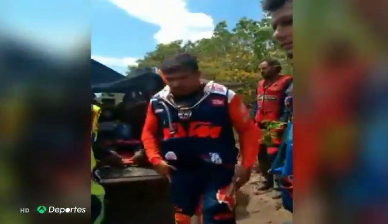 Nueva tragedia en Brasil con la muerte del piloto Tunico Maciel tras un accidente en un rally