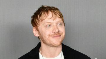 El actor Rupert Grint