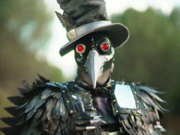 """La gran pista del Cuervo: """"Gracias a los cuidados y mimos de mi papá, llegó el día en el que batí en vuelo"""""""