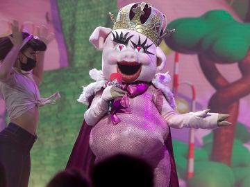 La Cerdita conquista con su arrolladora energía con 'Lola Bunny' de Lola Índigo y Don Patricio