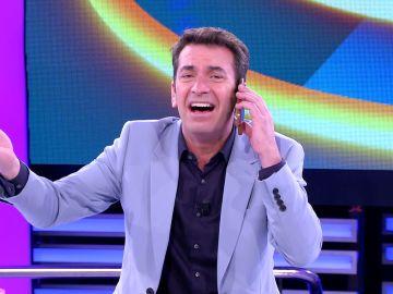 """La desesperación de Arturo Valls a la hora de pedir un café: """"¿Que si quiero un polvo?"""""""