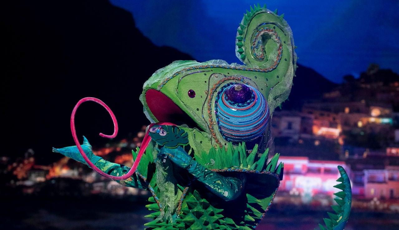 Camaleón - Gala 2 - Mask singer