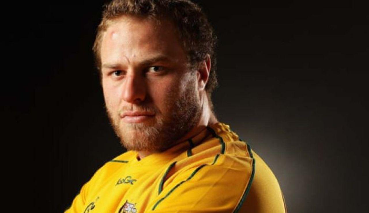 Dan Palmer, exjugador de rugby