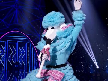 El Caniche nos hace bailar con 'Don't cha' de The Pussycat Dolls en 'Mask Singer'