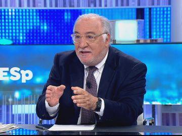 """Pere Navarro, sobre el aumento de las sanciones al conducir con el móvil: """"Cuando comenzó el permiso por puntos no existía el whatsApp"""""""