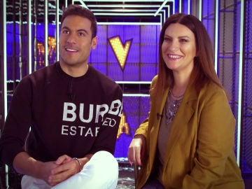 """El reto de Laura Pausini y Carlos Rivera en la Batalla Final de 'La Voz': """"Reconocer la autenticidad que tienen nuestros cuatro chicos"""""""