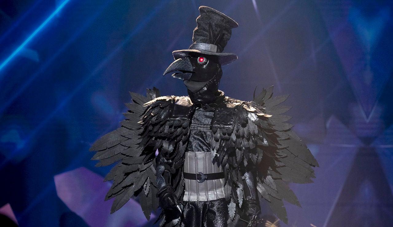 Encuesta: ¿Qué personaje famoso se encuentra detrás de la máscara del Cuervo?