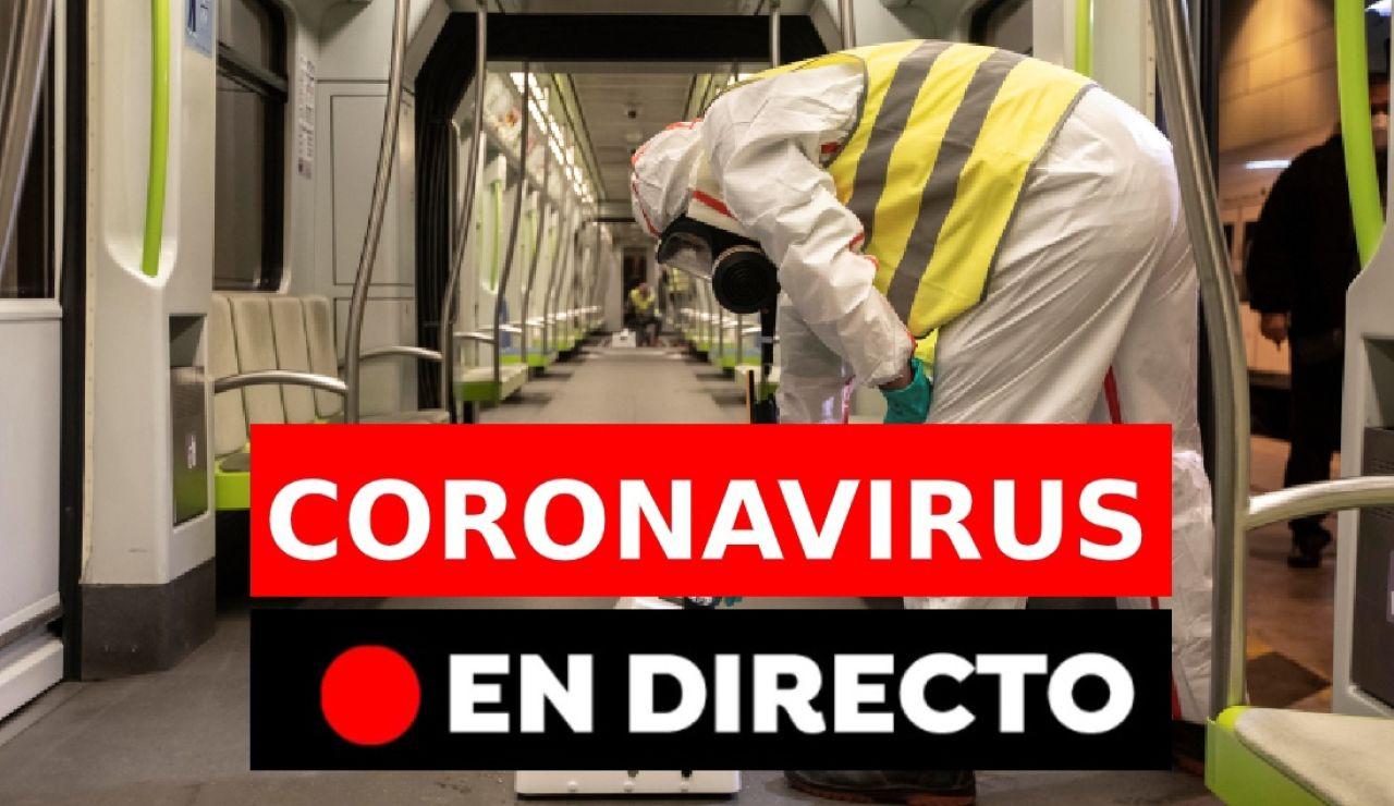 Coronavirus España: última hora en directo de la vacuna y los confinamientos