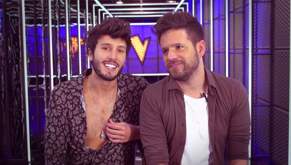 """Pablo López y Sebastián Yatra, emocionados ante la Batalla Final de 'La Voz': """"Estamos disfrutando de arte"""""""