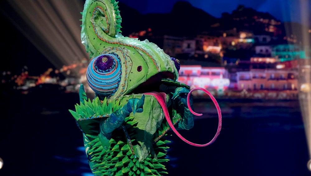 Encuesta: ¿Qué personaje famoso se encuentra detrás de la máscara del Camaleón?