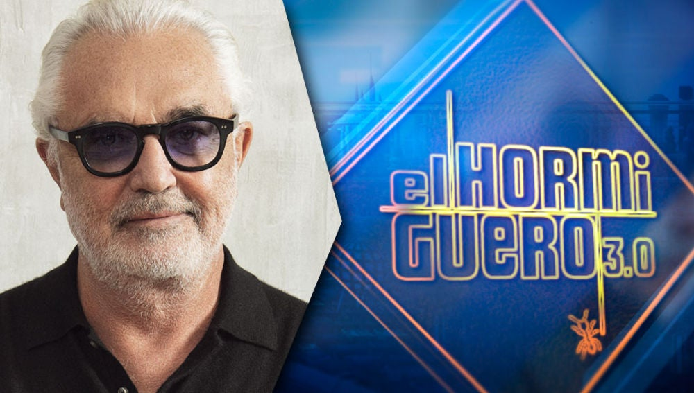 El miércoles, 'El Hormiguero 3.0' recibe la visita de Flavio Briatore