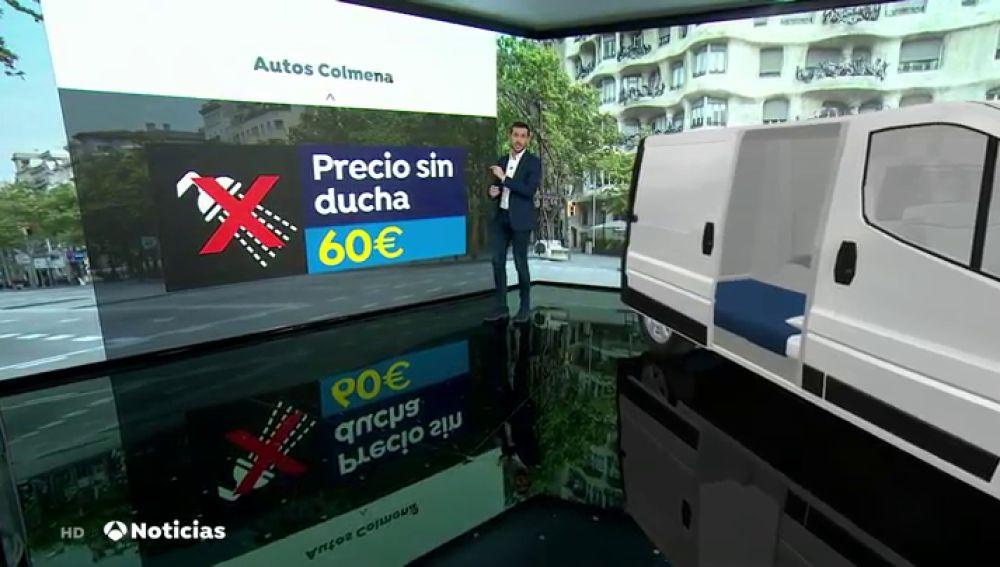 De los creadores de los 'pisos colmena' ahora llegan los 'coches colmena'