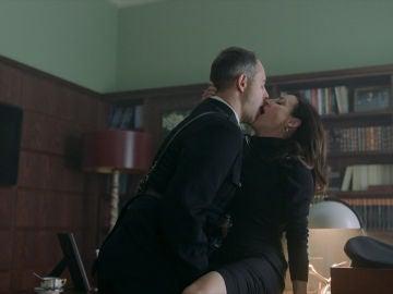 Alma y Enrique, pura pasión en plena alarma sanitaria por el virus