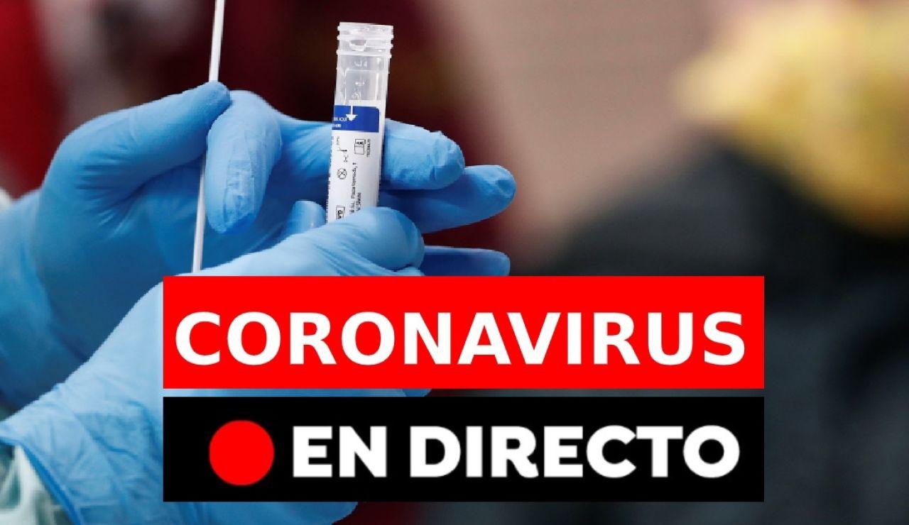 Coronavirus España hoy: Última hora, nuevos casos de covid-19, vacuna y confinamientos perimetrales, en directo