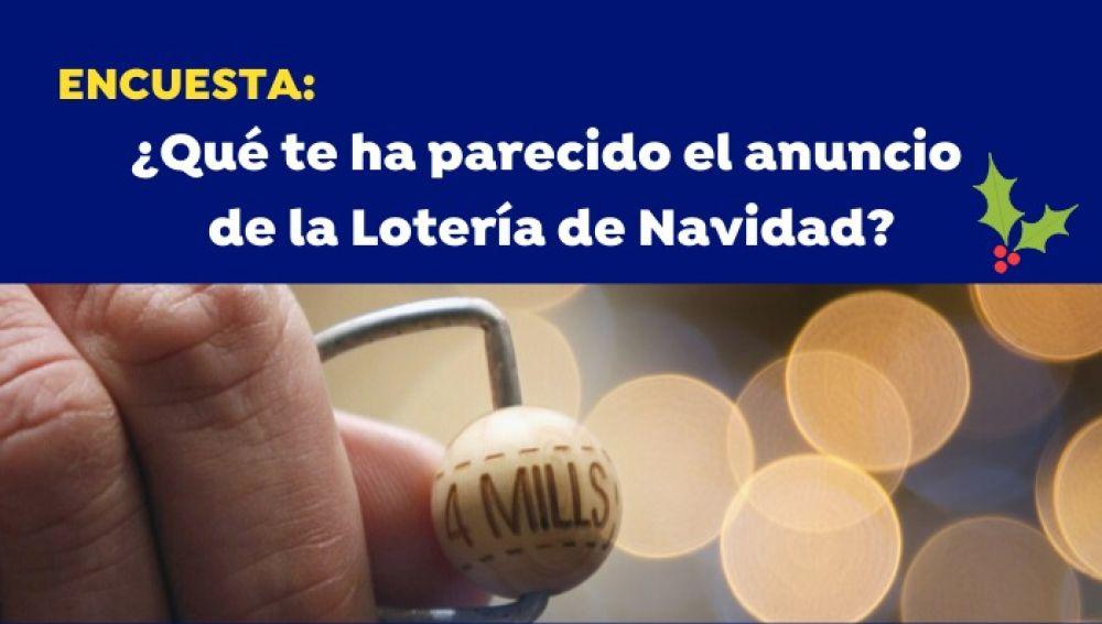 Anuncio Lotería Navidad 2020: Vota, ¿te ha gustado el spot?