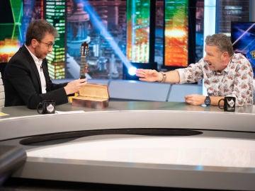 Alberto Chicote sorprende a Pablo Motos con un regalo único en 'El Hormiguero 3.0'