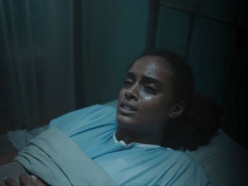 Manuela, entre la vida y la muerte tras ser portadora del virus
