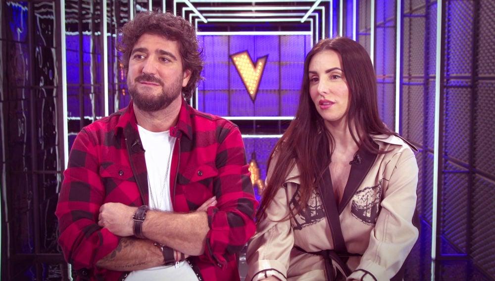 """Antonio Orozco y Mala Rodríguez: """"La única forma de superar la Batalla Final es con amor"""""""