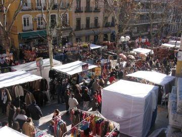 Ruta por El Rastro de Madrid para una mañana de domingo diferente