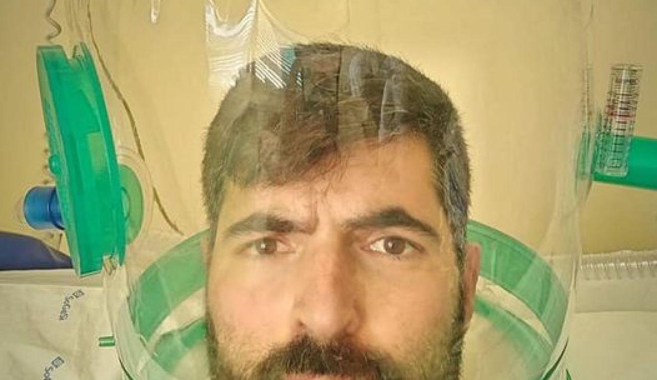 Lorenzo Stocchi. Infectado por coronavirus