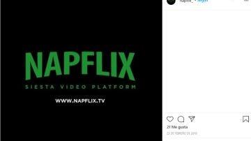 Instagram de @napflix_