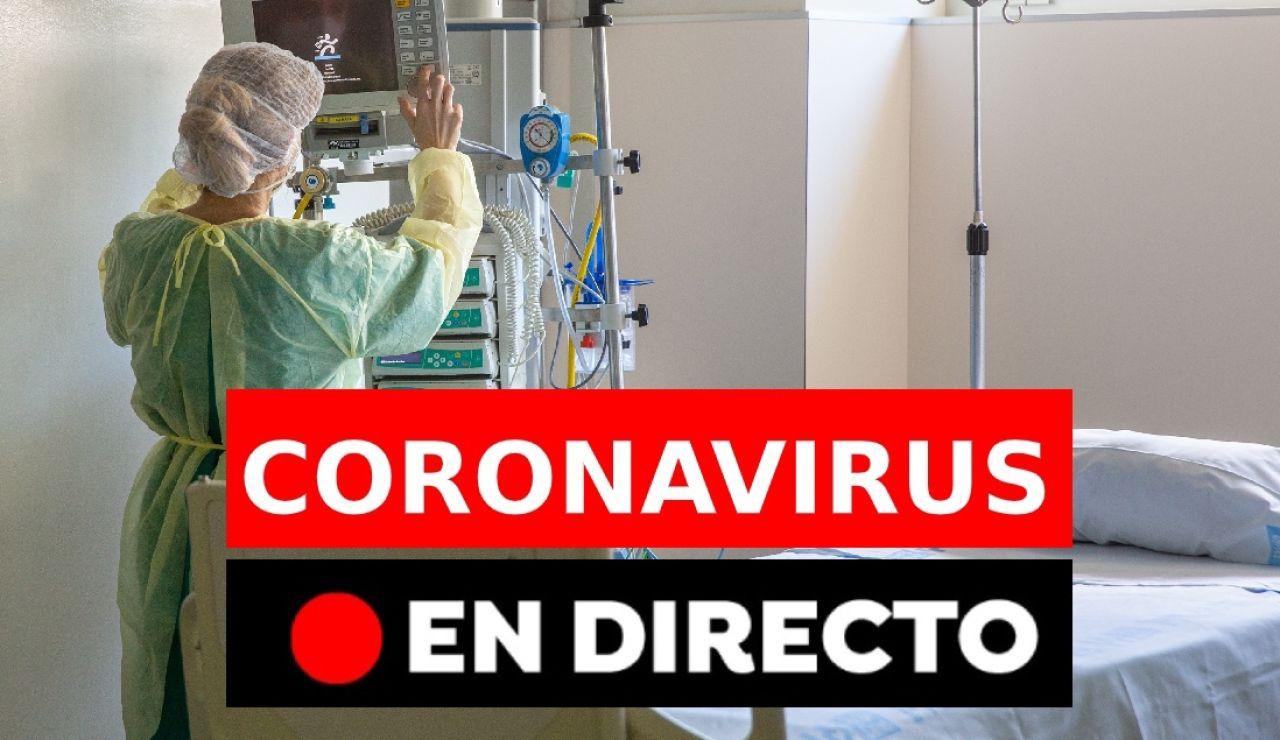Coronavirus España: última hora de las restricciones y vacuna, en directo